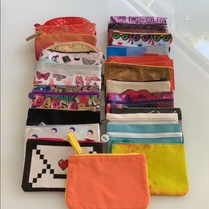 Other - 25 new makeup bags